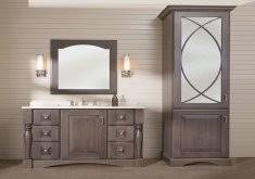 Bathroom Vanities And Linen Cabinet Sets Lovely Vanity And Linen Cabinet Sets Refinished Sink Vanity