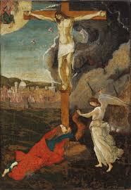 from the harvard art museums u0027 collections mystic crucifixion