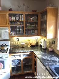 Kitchen Cabinet Surfaces Diy Kitchen Cabinet Makeover