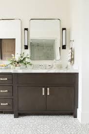 promontory project main floor master suite mirror hanging