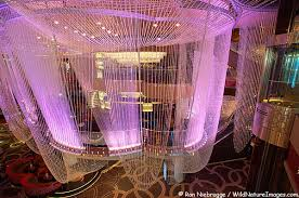 The Chandelier Chandelier Bar The Cosmopolitan Las Vegas Hip Hotels