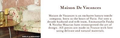 Maison Home Decor Home Décor By Maison De Vacances Calypso St Barth