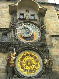 astronomical clock navigating the labyrinth of life