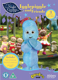night garden igglepiggle friends dvd hmv store