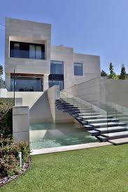Modern Mansion A Modern Mansion In Madrid The Memory House By A Cero Architects