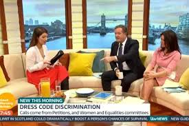 viewers boycott gmb over u0027toxic u0027 piers morgan u0027s u0027sexist u0027 show row