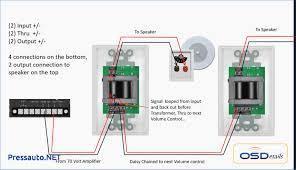 70v speaker wiring diagram stereo 70v wiring diagrams