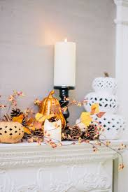 thanksgiving mantel decorating ideas 129 best decorate your home for fall images on pinterest pottery
