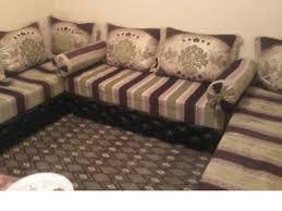 housse de canapé marocain pas cher awesome salon marocain sahraoui photos amazing house design