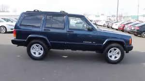 metallic blue jeep 2001 jeep cherokee patriot blue pearl stock b2923a walk