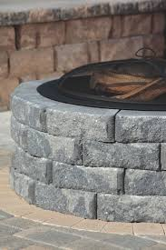 Stone Fire Pit Kit by 40 Best Patio Ideas Images On Pinterest Patio Ideas Backyard