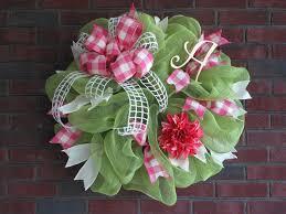 deco poly mesh wreath tutorial trendy tree