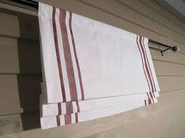 Curtain Rod Roman Shades - 826 best betty and babs images on pinterest vintage windows