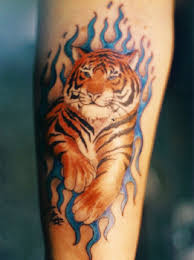 1887tattoos tiger designs