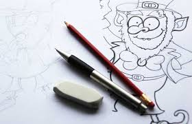 which pencil is best for sketching and drawing cartoons