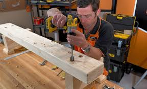 how to build a workbench