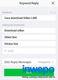tutorial cara membuat line sticker software4cracked tutorial membuat akun official line messenger