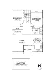 balmoral floor plan 18 balmoral street essendon