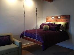 bedroom industrial style hanging beds for bedrooms design with