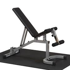 body solid powerline flat incline decline folding bench hayneedle