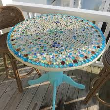 replacement patio table top ideas makeover an outdoor table and