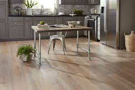 Kitchen With Wood Floors by Castle Combe West End Holborn Usfloors Engineered Wood