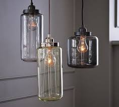 Mason Jar Pendant Light Rust Cage Half Gallon Mason Jar Pendant Light Rust Cage Half