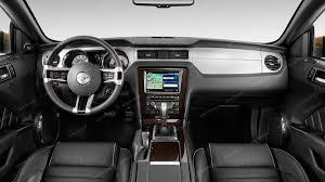 mustang navigation 2010 2014 ford mustang dash trim kit w o navigation system