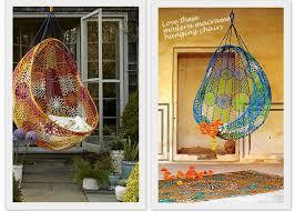 Hanging Bedroom Chair Hanging Chair Heaven U2013 Summer Furniture Trend Design Lovers Blog