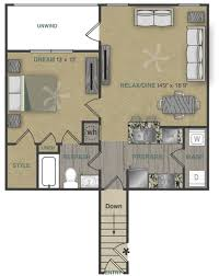 luxury one two u0026 three bedroom apartment homes with spacious