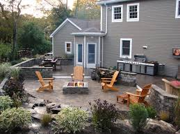 Backyard Cottage by 66 Fire Pit And Outdoor Fireplace Ideas Diy Network Blog Made