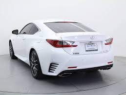 2015 lexus rc 350 f for sale used 2015 lexus rc 350 awd f pkg coupe for sale in west palm fl