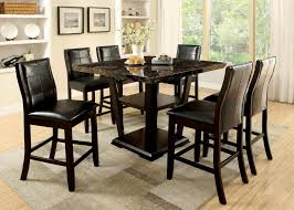 7 dining room sets dining room fresh counter height dining room sets 7