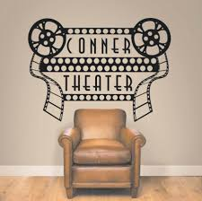 wall decor innovative home theatre wall ideas home theatre wall