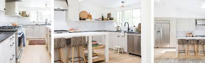 interiors of kitchen before and after inside interiors boho chic kitchen