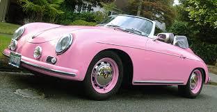 porsche 356 speedster pink porsche 356 speedster sqwabb