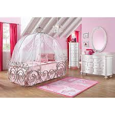 kids roomstogo disney princess 3 pc carriage bedroom rooms to go kids