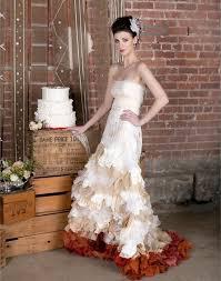 ombré wedding dress the bridal dress ombre wedding dress