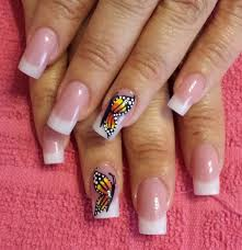 35 butterfly nail ideas and design