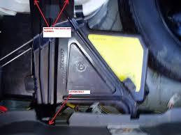 2001 s80 t6 siren module replacement repair how to