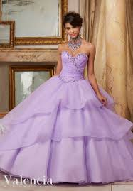 quince era dresses 60001 jeweled beading on flounced organza gown quinceanera