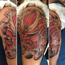 the 25 best samurai mask tattoo ideas on pinterest japanese