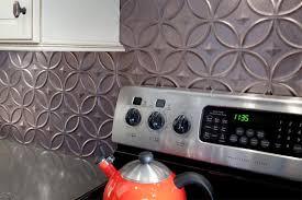 plastic kitchen backsplash 12 kitchen backsplash ideas to fit any budget fabulous faux