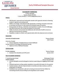 Sample Resume For Early Childhood Assistant by 40 Modern Teacher Resumes Free U0026 Premium Templates