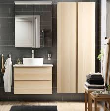 stand up cabinet for bathroom wake up relaxed in a spa style modern bathroom with godmorgon white