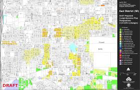 Portland City Maps by East Portland Slow Growth But Don U0027t Stop It City Planners