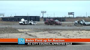 Bader Moden Atlantic City Puts Bader Field Up For Auction Youtube
