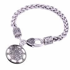 star bracelet charm images Dawapara charm bracelets jewish magen star of david bracelets men jpg