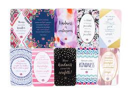 kindness quotes confetti amazon com bloom daily planners act of kindess cards pay it