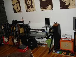 Bedroom Studio Setups Battlestations Please Gretsch Talk Forum